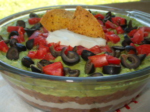 Best of the Boarder Bean Dip